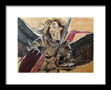 Load image into Gallery viewer, Archangel - Framed Print