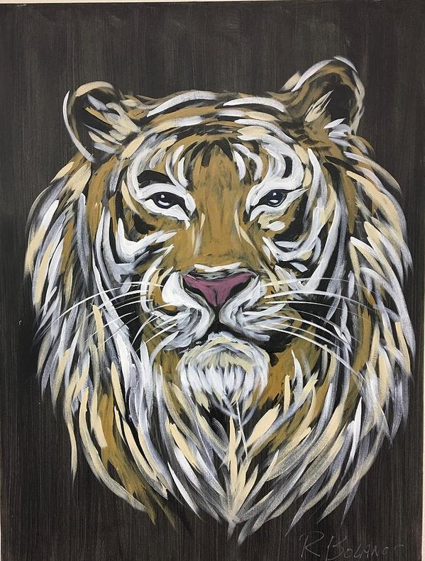 Eye Of The Tiger - Art Print