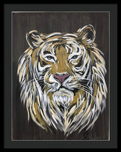 Load image into Gallery viewer, Eye Of The Tiger - Framed Print