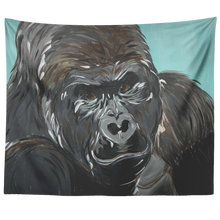 Load image into Gallery viewer, Gorilla Tapestry