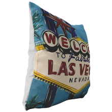 Load image into Gallery viewer, Las Vegas Pillow