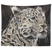 Load image into Gallery viewer, Leopard Tapestry