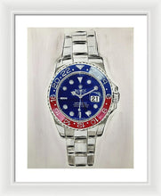 Load image into Gallery viewer, Rolex Sub Usa - Framed Print