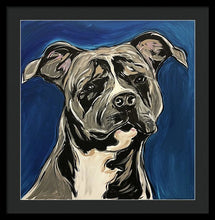 Load image into Gallery viewer, Rotty - Framed Print