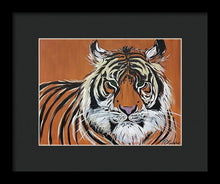 Load image into Gallery viewer, Tiger Stripes - Framed Print
