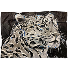 Load image into Gallery viewer, Leopard Blanket