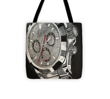 Load image into Gallery viewer, White Gold Datona - Tote Bag