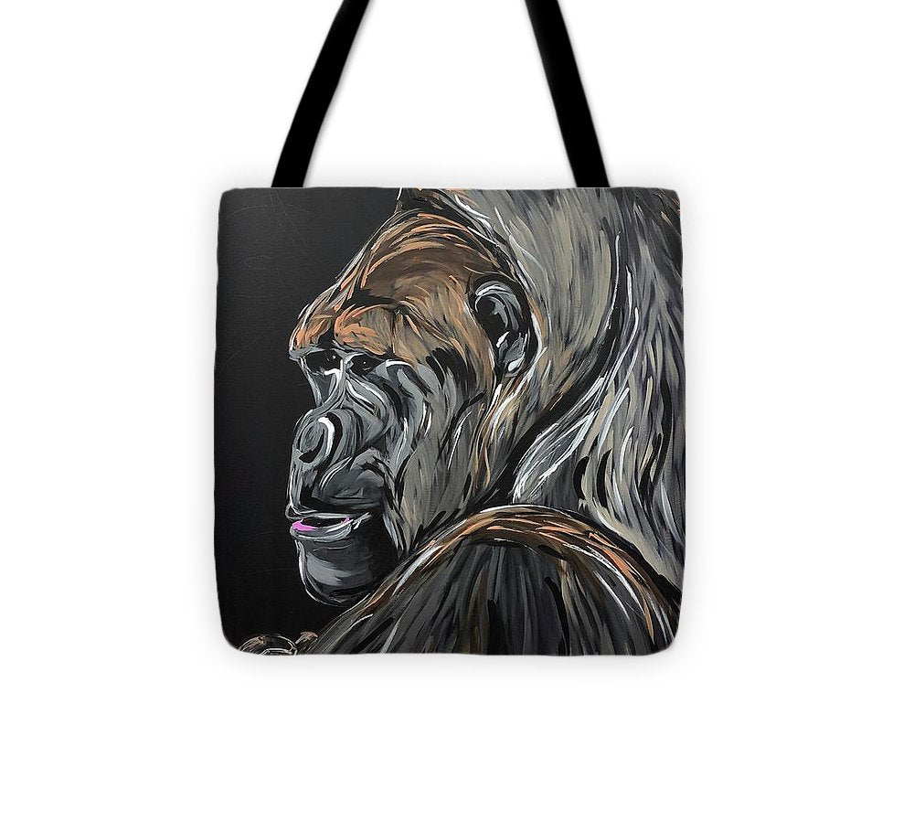 Wise Gorilla - Tote Bag