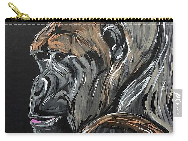 Wise Gorilla - Carry-All Pouch