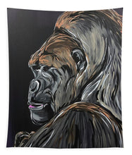 Load image into Gallery viewer, Wise Gorilla - Tapestry