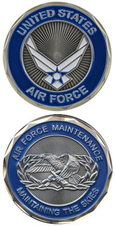Air Force Coin: Maintenance
