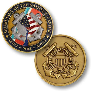 Coast Guard Coin: Guardians Of The Nation's Capital