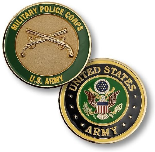 Army Coin: Military Police Corps