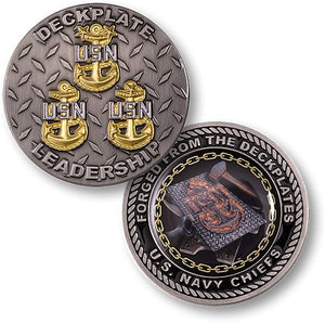 Navy Coin: Deckplate Leadership