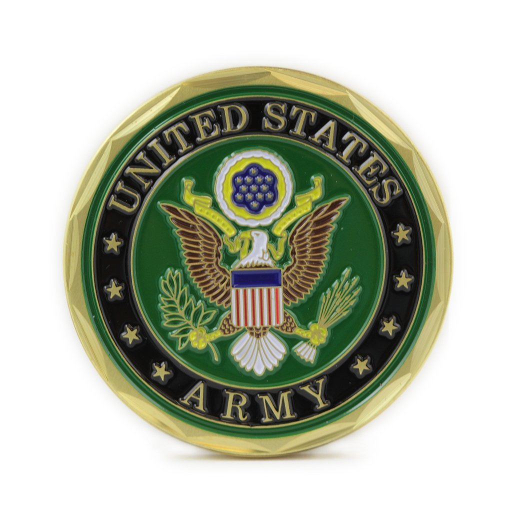 Army Coin: Defending Freedom
