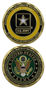 Army Coin: Soldier Award