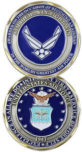 Air Force Coin: Airman Award