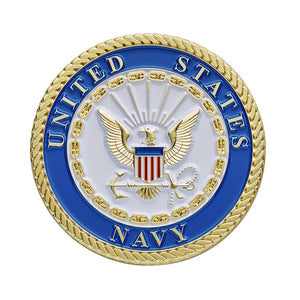 Navy Coin: Hero's Valor Prayer