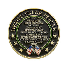 Army Coin: Hero's Valor Prayer