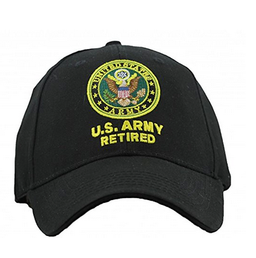 Army Hat: Retired