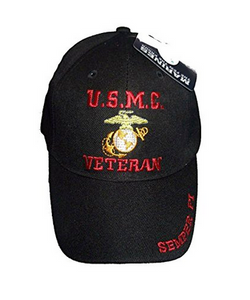 Marines Hat: Veteran