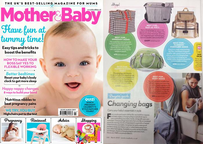 MOTHER & BABY MARCH EDITION
