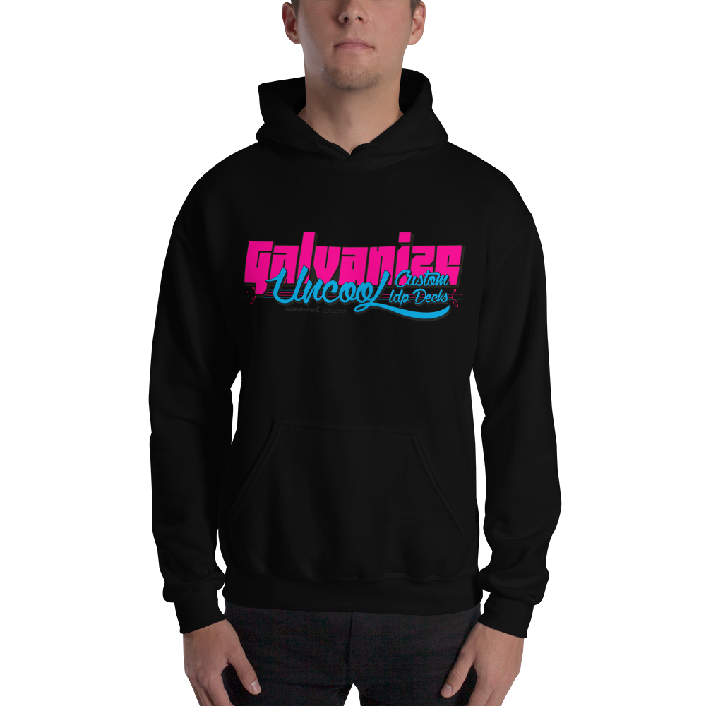 Galvanize Uncool Hooded Sweatshirt