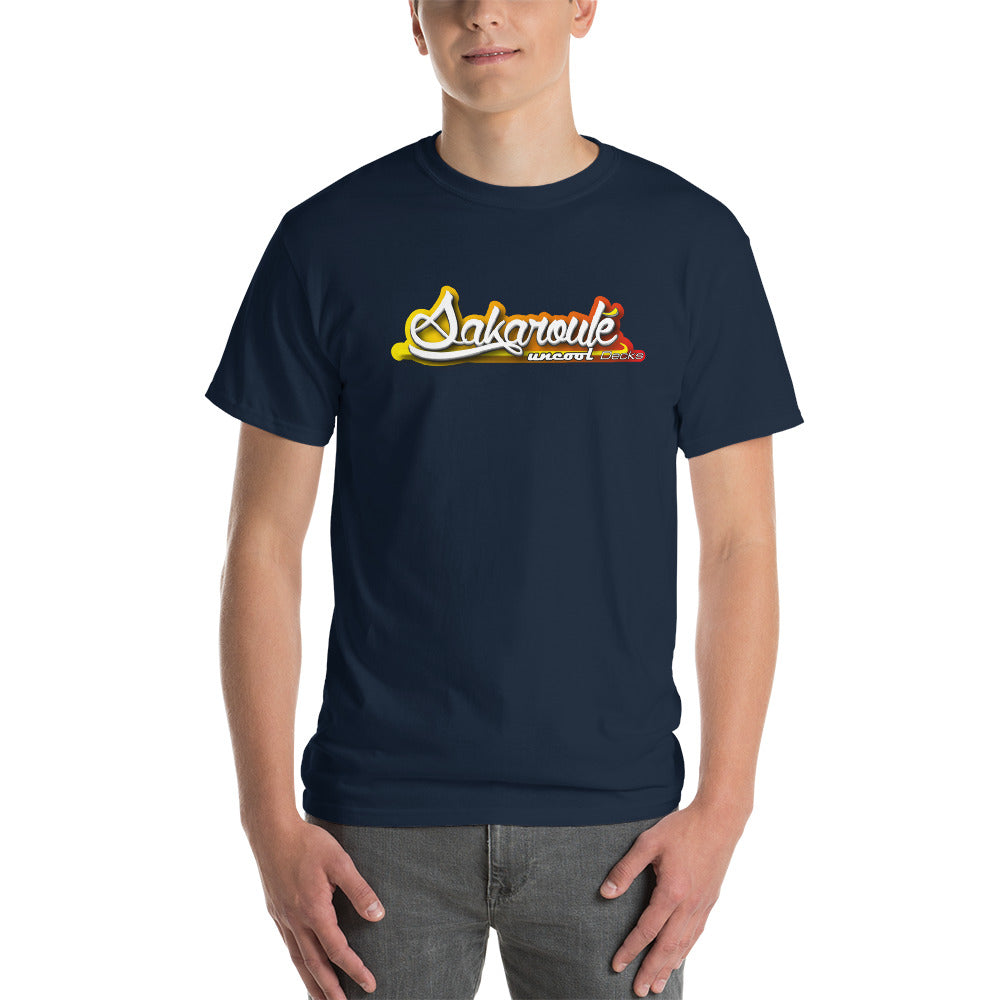 Sakaroulé Uncool deck Short-Sleeve T-Shirt