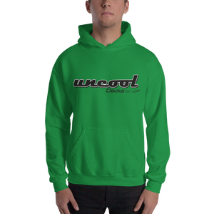 Green Uncool sweatshirt form the french LDP deck brand, available now !