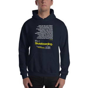 Everything Skateboarding Hooded Sweatshirt