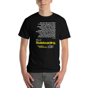 Everything Skateboarding Short-Sleeve T-Shirt