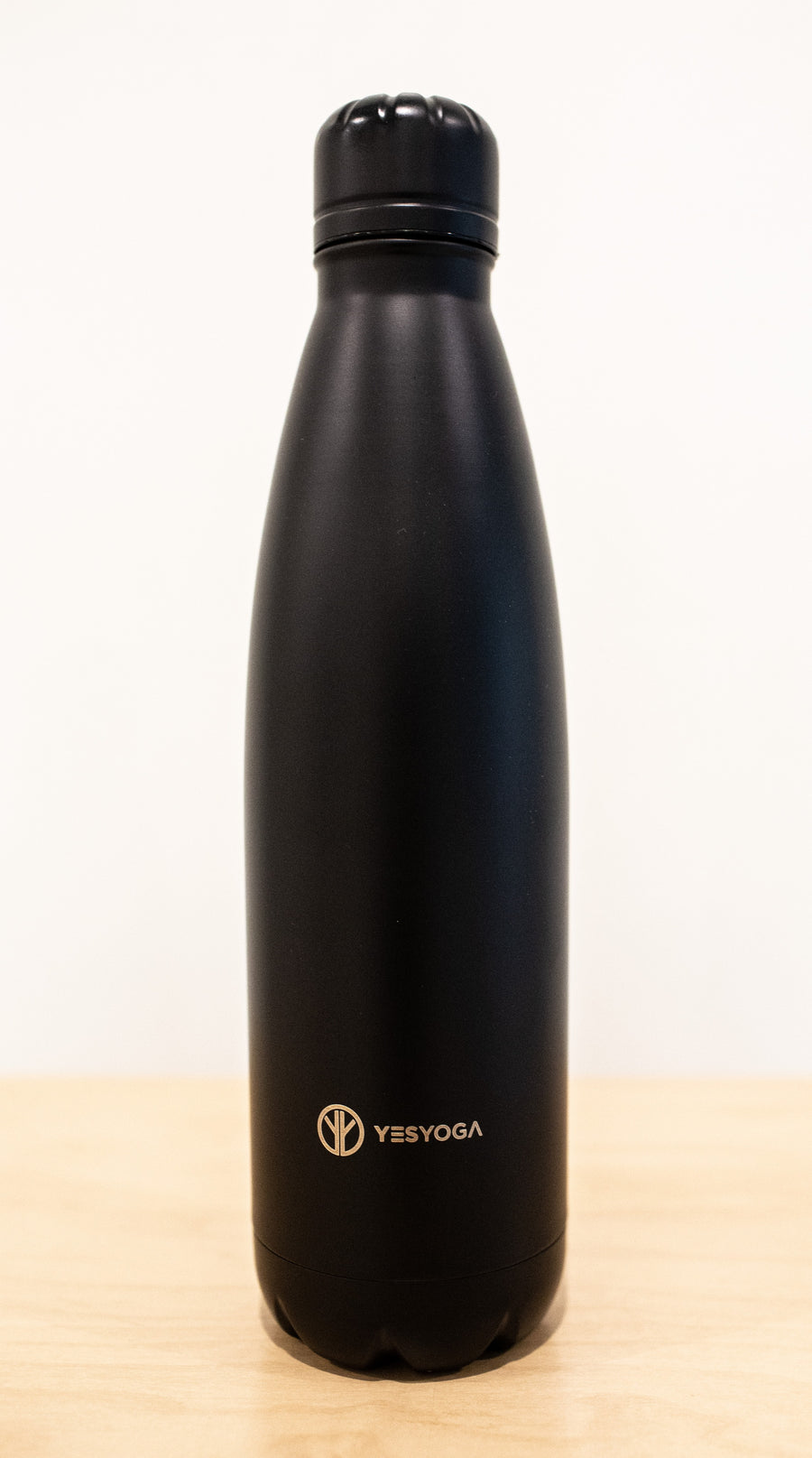 YESyoga Metal Water Bottle