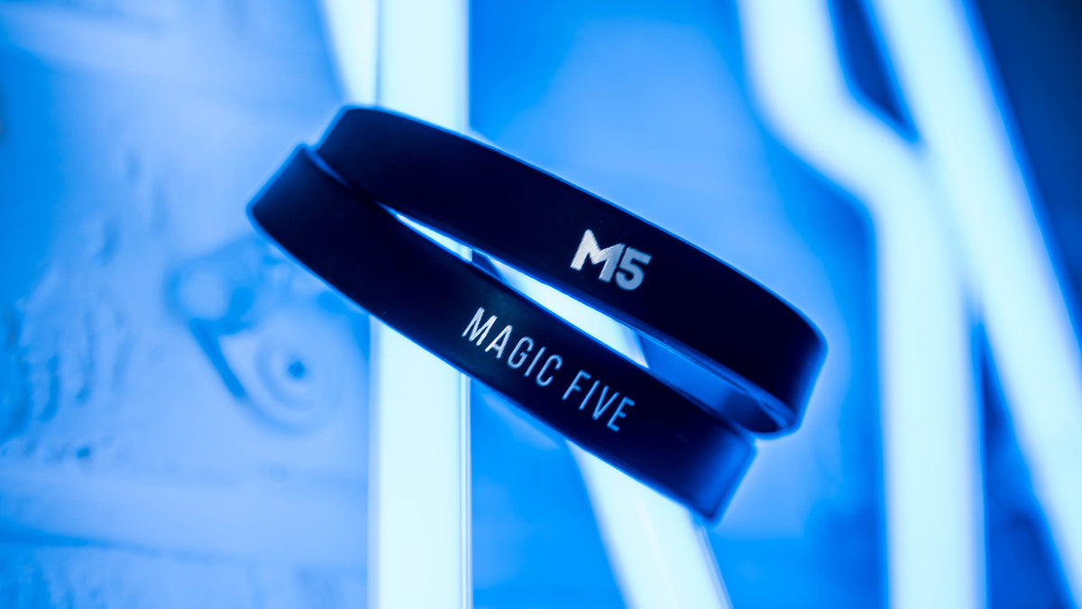 "Magic Band by ""Magic Five"""