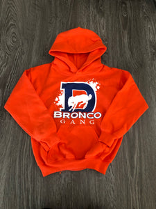 Kids- Bronco Hoodies