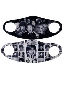 African American Face Mask