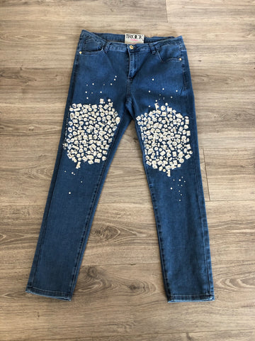 Denim Bling Jeans