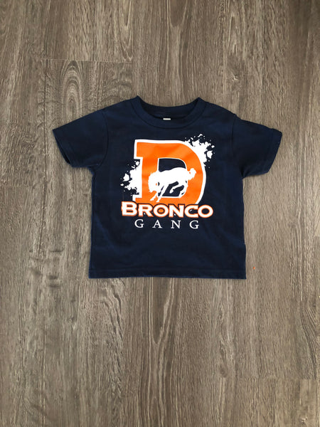 Kids- Bronco Tee Shirt
