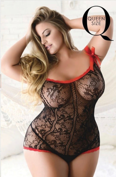 Lingerie-Body Stocking