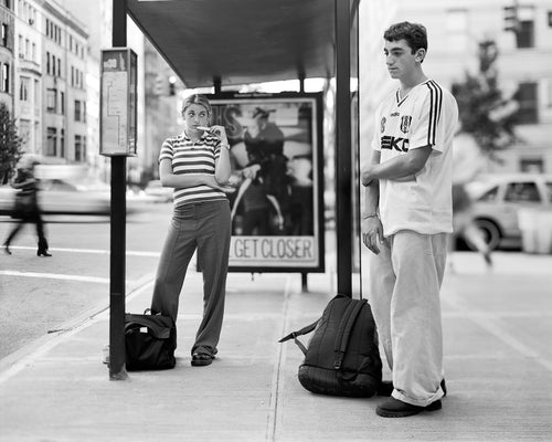 79th Street and Madison Avenue, 1997. From the series, Gotham.
