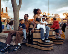 Sale! Miami-Dade County Fair (Julianna and James), 2005. From the series, County Fair.