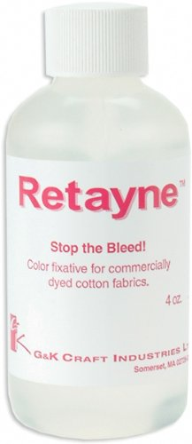 G & K Craft GKRET Retayne Color Fixative, 4-Ounce