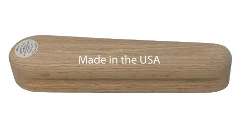 Image of Jacksons Woodworks Small Oak Tailors Clapper