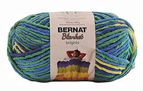 Image of Bernat Blanket Brights Yarn