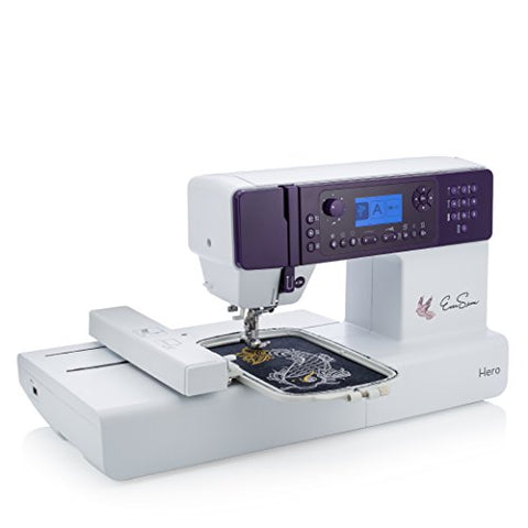 Image of EverSewn Hero - 400-Stitch Computerized Sewing Machine