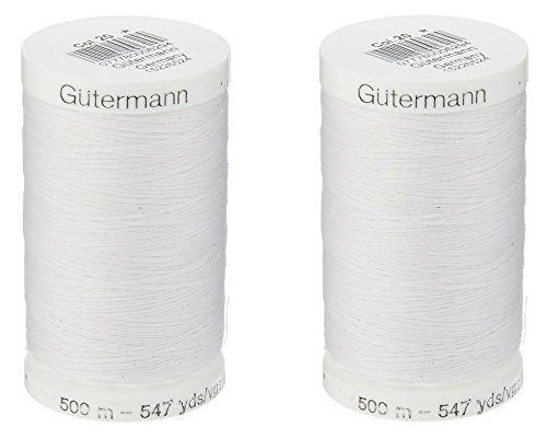 Gutermann White Thread