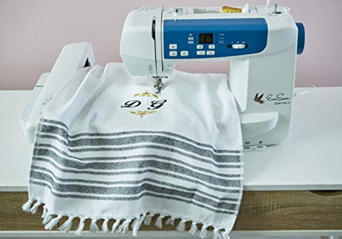 Image of EverSewn Sparrow X Next-Generation Sewing and Embroidery Machine