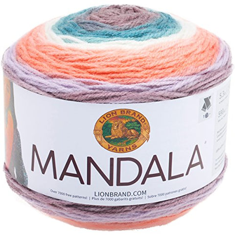 Image of Lion Brand Mandala Yarn Ball
