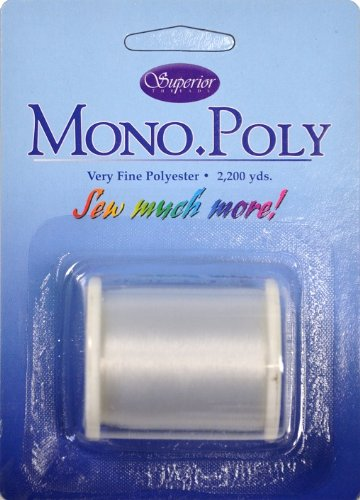 Superior Threads Monopoly Invisible Thread Spools, Cones and Bobbins