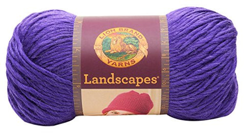 Lion Brand Yarn  Landscapes Yarn