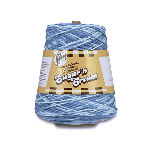 Lily Sugar'n Cream Cotton Cone Yarn, 14 oz